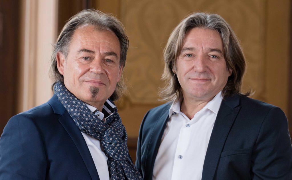 Tony & David Rexhaj, Gastgeber