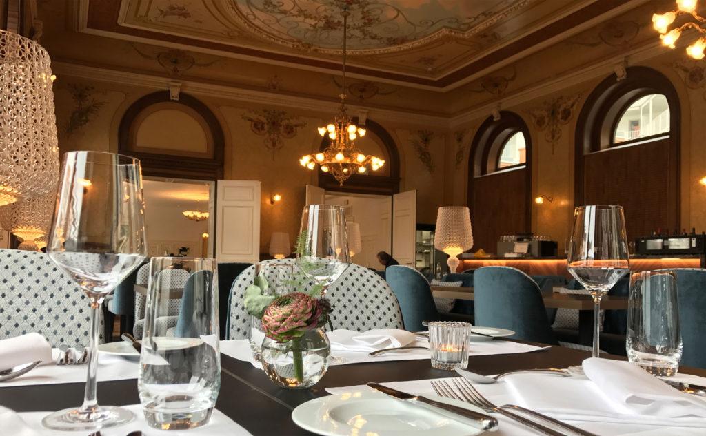 Brasserie Schwanen Restaurant